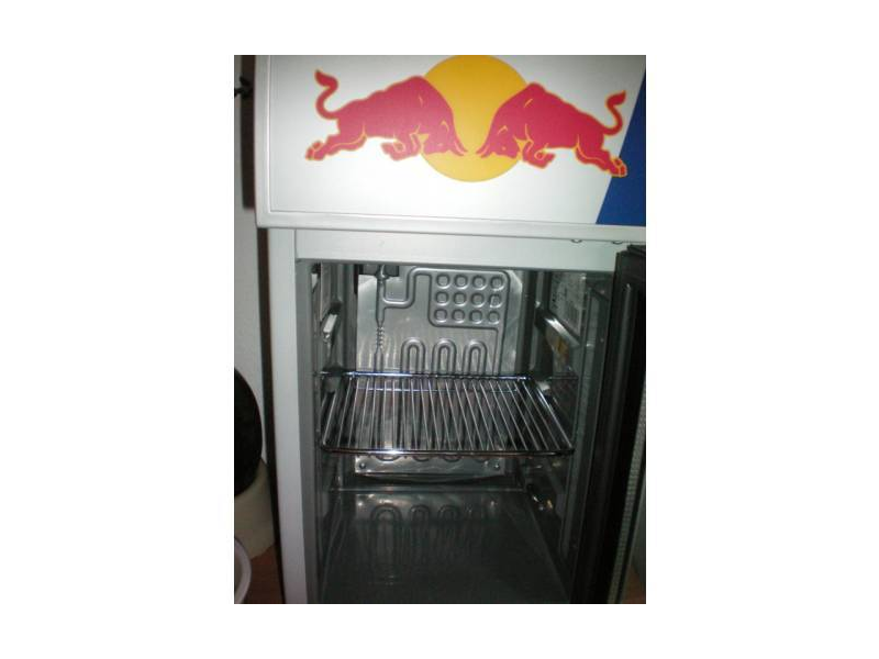 Red Bull Kühlschrank Dose Anleitung : Red bull small cooler eco led testbericht bei yopi.de