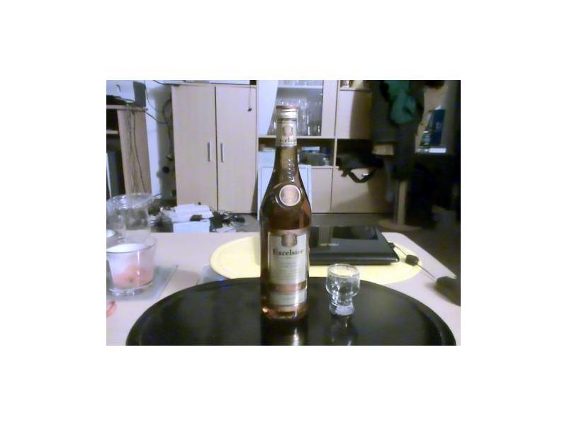 Penny Excelsior 36 Flasche Und Glas Auf Meinem Wohnzim Von Miraculix1967