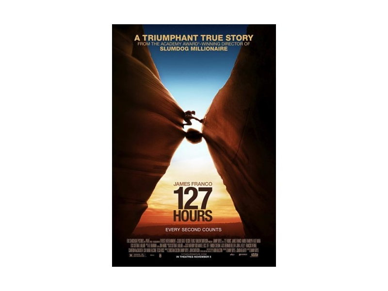 lighting and themes in 127 hours In 127 hours, oscar-winning i remember the rescue services saying that your main chance of being found is to stay in the same place and light a fire at night, because they fly at night, he says don't start wandering around take matches and a torch.