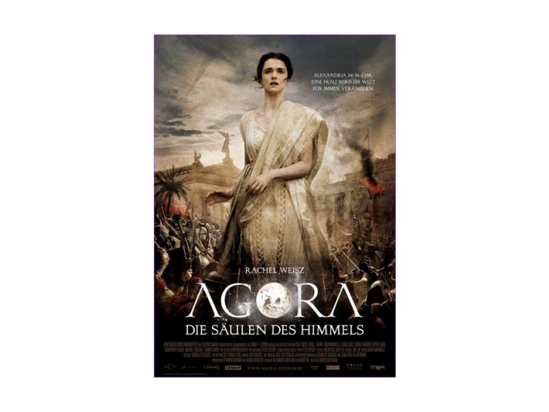 Agora - Die Säulen des Himmels (DVD) Preisvergleich