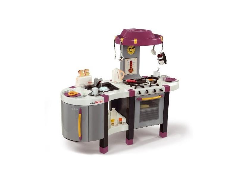 Smoby Küche Hello Kitty Spielküche Kinderküche : Smoby Tefal Excellence  K?che Testbericht Bei Yopi