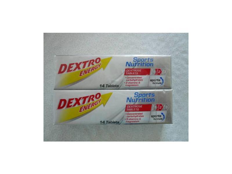 Dextro Energy Sports Nutrition Dextrose Tablets