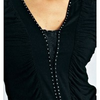 Damen-shirt-strass