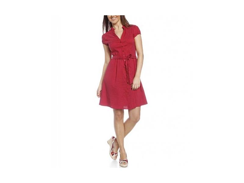 C&A Kleid rot - Produktdaten und Eigenschaften bei yopi.de