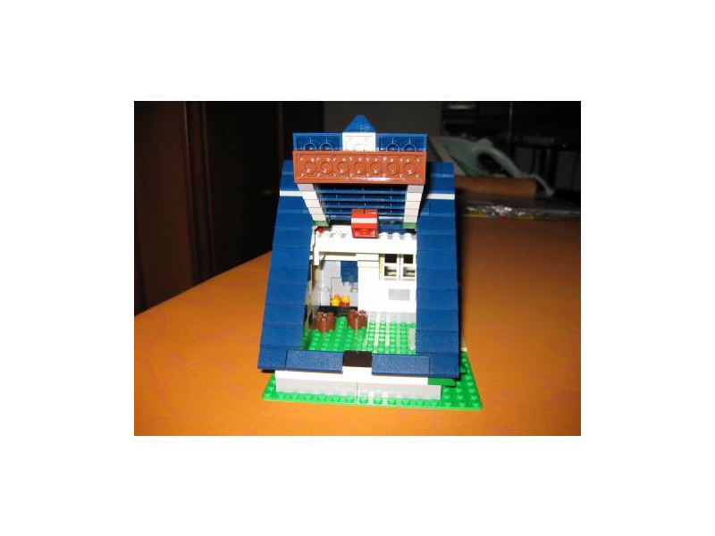 LEGO Creator 5891 Haus mit Garage Preisvergleich