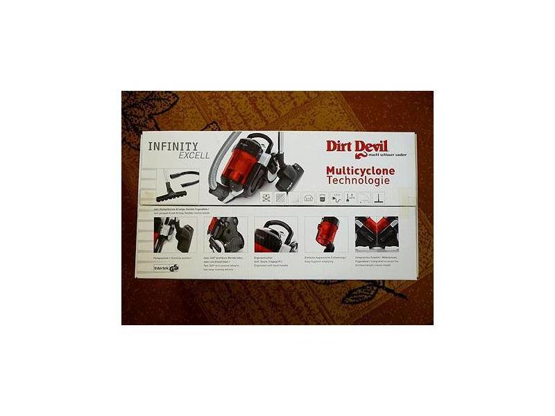 Staubsaugerdüsen Saugrohr Set Mikrofaser Mop Dirt Devil Infinity Excell M5050