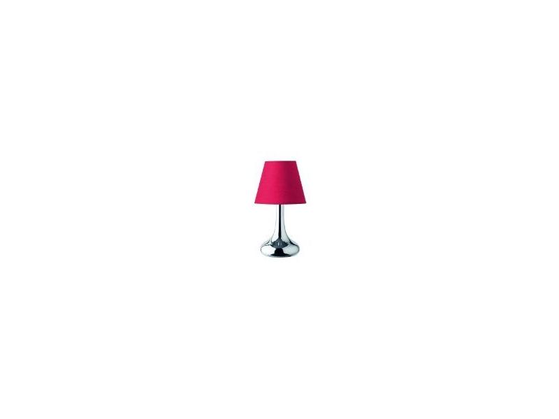 trio touch me tischleuchte chrom preisvergleich testbericht und g nstige angebote bei. Black Bedroom Furniture Sets. Home Design Ideas