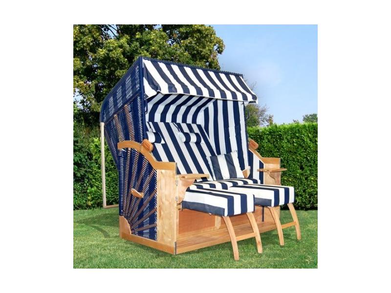 strandkorb blau preisvergleich testbericht und g nstige angebote bei. Black Bedroom Furniture Sets. Home Design Ideas