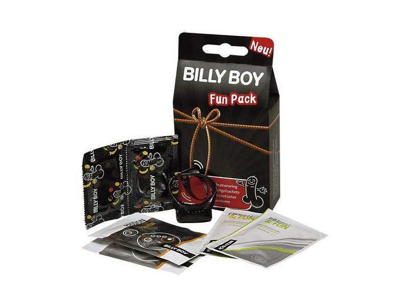 Billy boy vibrationsring