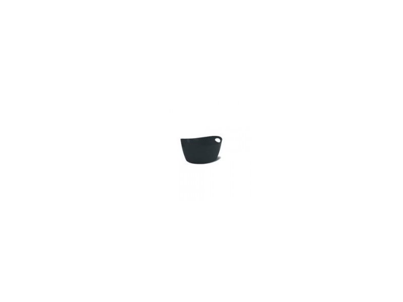 Solid Schwarz Koziol Bottichelli XS Utensilo 5733526 Aufbewahrungseinheit