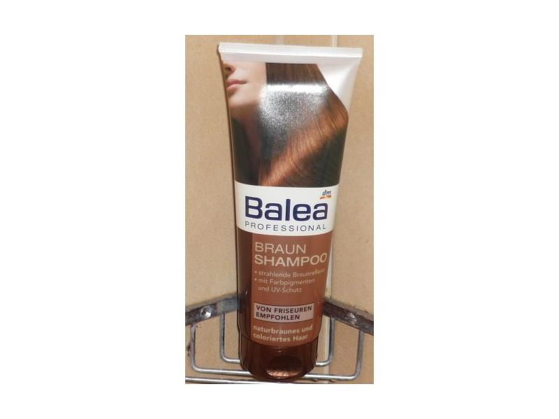 balea professional braun shampoo testberichte bei. Black Bedroom Furniture Sets. Home Design Ideas