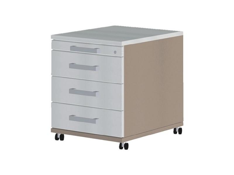rollcontainer grau preisvergleich testbericht und g nstige angebote bei. Black Bedroom Furniture Sets. Home Design Ideas