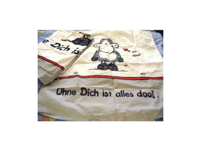 Sheepworld Bettwäsche Ohne Dich Ist Alles Doof Testbericht Bei Yopide