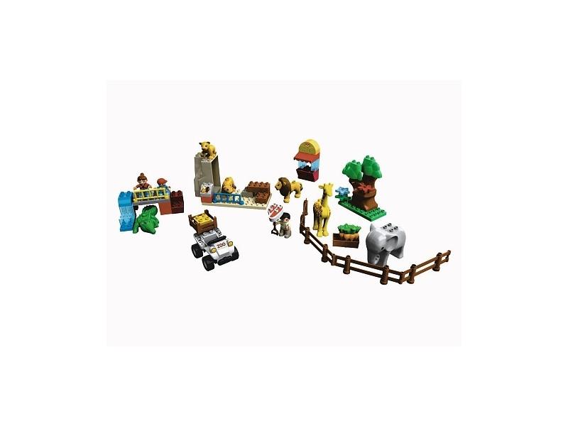 günstig kaufen 5634 LEGO Duplo Zoo Starter Set