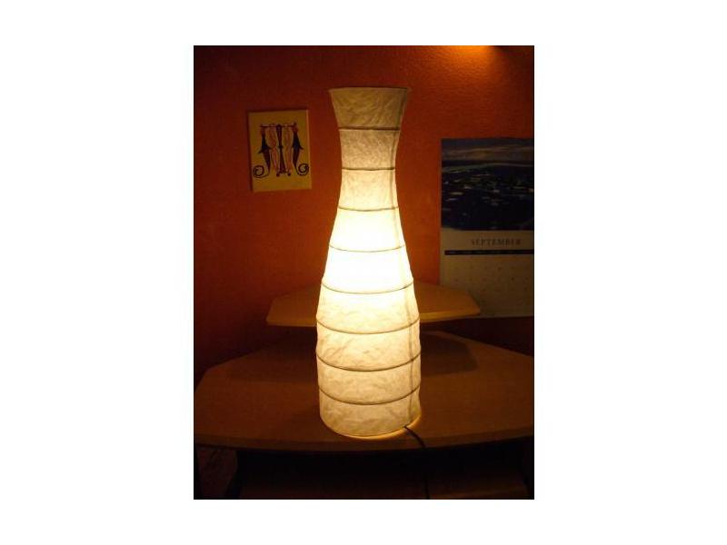 Ikea storm tischleuchte testberichte und eigenschaften bei - Lampe en papier ikea ...