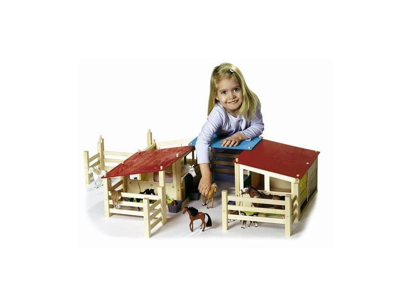 eichhorn 2517 pferdestall testberichte bei. Black Bedroom Furniture Sets. Home Design Ideas