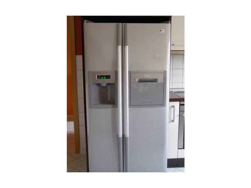 Lg Side By Side Kühlschrank Zieht Kein Wasser : Lg grl tlq testberichte bei yopi