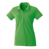 Polo-damen-shirt-gruen