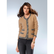 Bogner-strickjacke