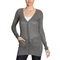 Only-damen-strickjacke-grau