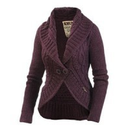 Khujo-damen-strickjacke