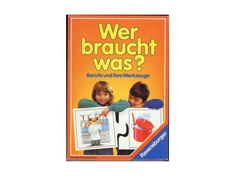 Ravensburger wer braucht was testberichte bei for Wer braucht gebrauchte mobel