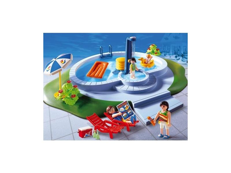 Playmobil 3205 swimmingpool testberichte bei - Playmobil swimming pool best price ...