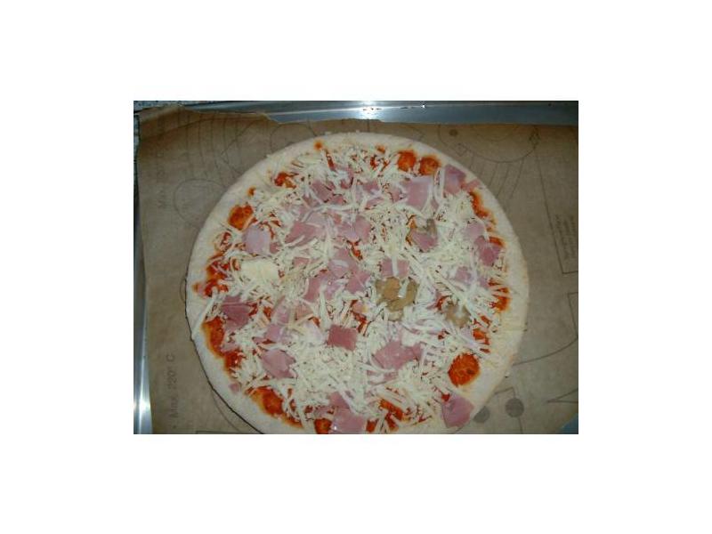 Kühlschrank Pizza Aldi : Aldi pizza steinofen schinken testberichte bei yopi