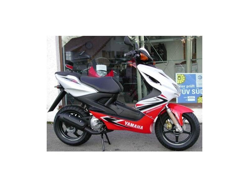 Yamaha Aerox R Testberichte Bei Yopide