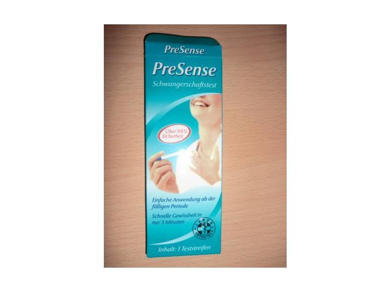 Presense Schwangerschaftstest
