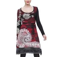 Desigual Damen Kleid Knielang Preise Und Testberichte Bei Yopi De