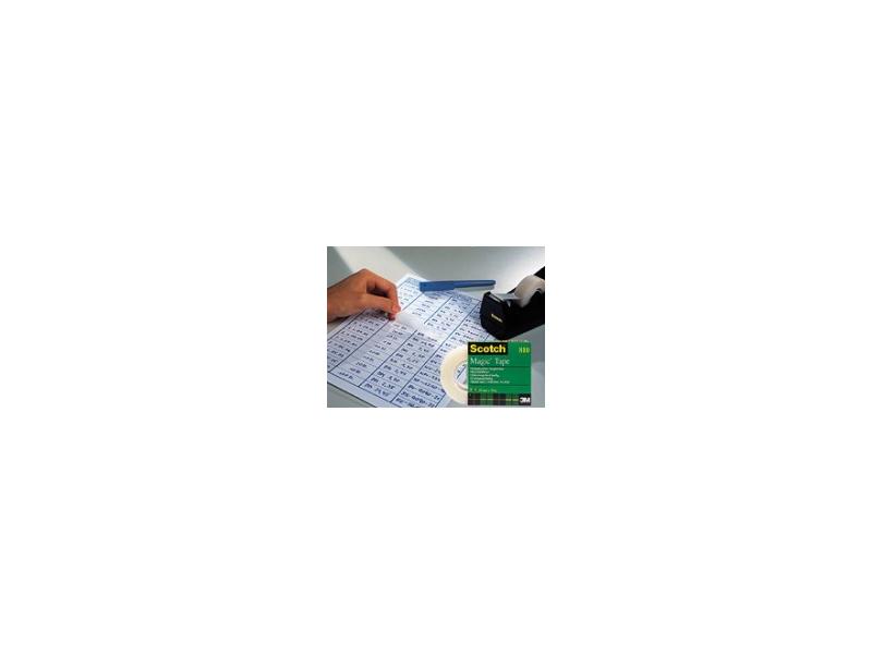 3m scotch klebeband magic tape 810 preisvergleich. Black Bedroom Furniture Sets. Home Design Ideas