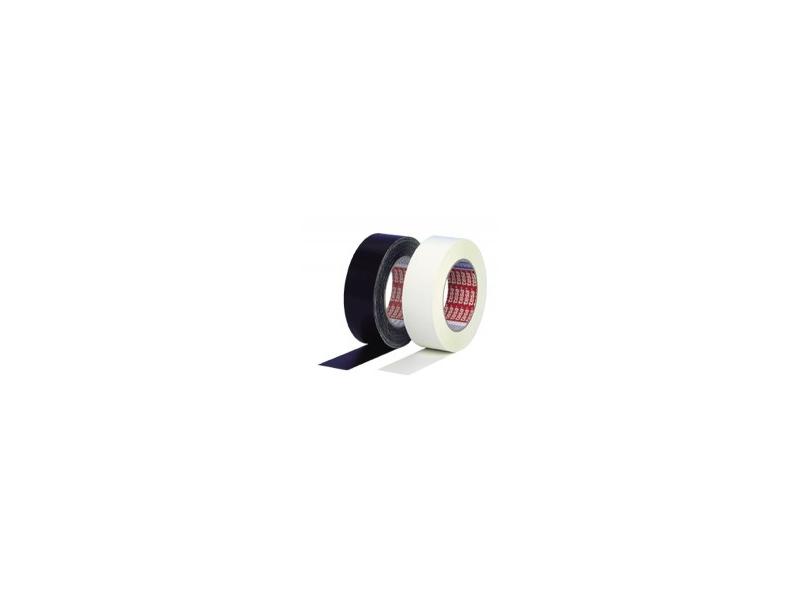 Gewebeklebeband Stuhlkleband Gewebeband Schwarz 19mm x 50 Meter
