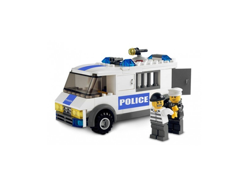 lego city 7245 gefangenentransporter testberichte bei. Black Bedroom Furniture Sets. Home Design Ideas