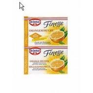 Dr Oetker Finesse Geriebene Zitronenschale