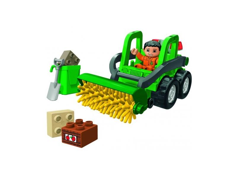 Lego duplo ville 4978 straßenkehrmaschine preisvergleich