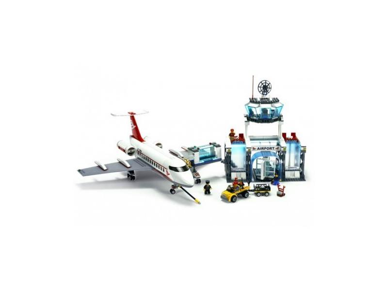 Lego City 7894 Flughafen Preisvergleich Testberichte Und Günstige