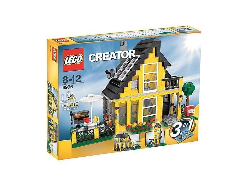 lego creator 4996 ferienhaus preisvergleich testberichte und g nstige angebote bei. Black Bedroom Furniture Sets. Home Design Ideas