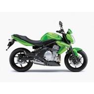 Kawasaki ER-6n Testbericht bei yopi.de