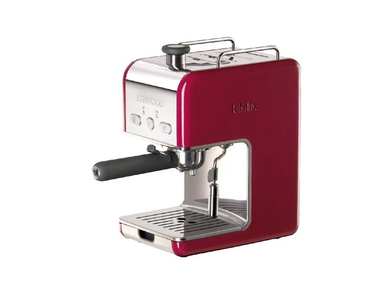 kenwood kmix espressomaschine preisvergleich testbericht und g nstige angebote bei. Black Bedroom Furniture Sets. Home Design Ideas