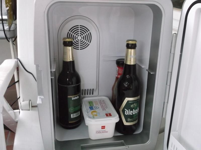 Mini Kühlschrank Dauerbetrieb : Mini kühlschrank mit v v anschluß l mit leiser