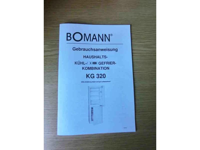 Bomann Kühlschrank Bedienungsanleitung : Bomann kg 320 testbericht bei yopi.de