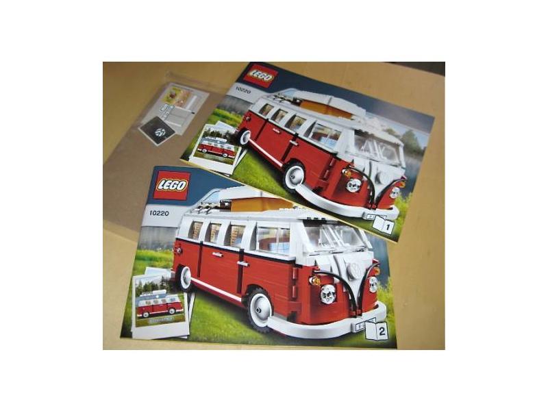 Lego Creator 10220 Volkswagen T1 Campingbus Testbericht Bei Yopi De