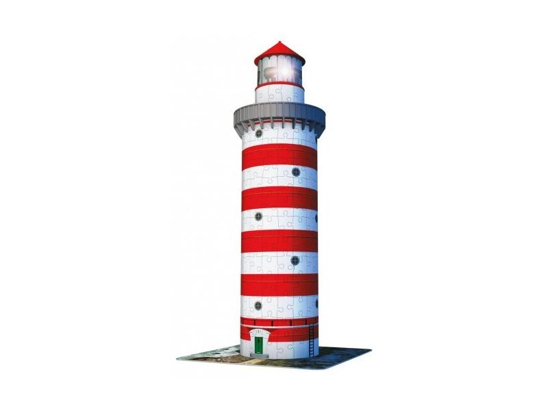 3d puzzle leuchtturm